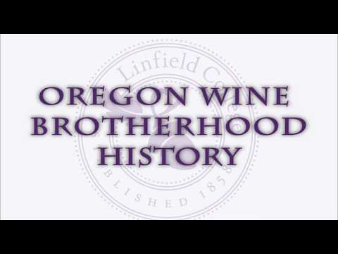 Oral History Interviews with the Oregon Wine Brotherhood