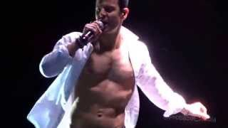 Baby, I Believe In You / Give It To You / Sweet Dreams / Twisted - NKOTB LIVE from Detroit 2015 HD