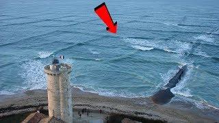Se Vedi Queste Onde Quadrate Nel Mare, Esci Fuori Dall'Acqua il Prima Possibile!! thumbnail
