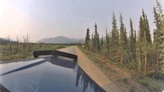 Haul Road/Dalton Highway Timelapse #1 - Fairbanks to Deadhorse, Alaska