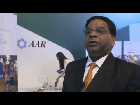 Rahul Shah, AAR Corporation