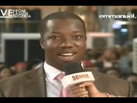 SCOAN 14/06/14: From Poverty To Prosperous Business Through Anointing Sticker, Emmanuel TV