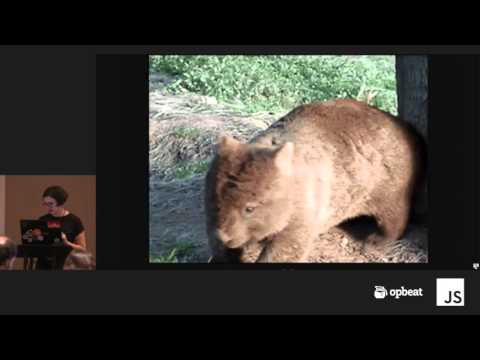 Irina Shestak: Building Interactive npm Command Line Modules -- All The Things - JSConf US Last Call