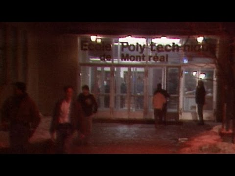 Montreal Massacre - Legacy of Pain - the fifth estate