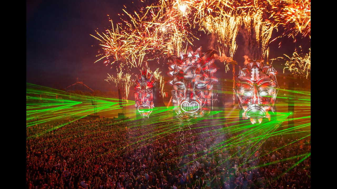 Defqon.1 Festival 2013   Official Q-dance aftermovie - YouTube