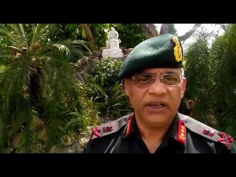 Lt. Gen. Abhay Krishna's touching message