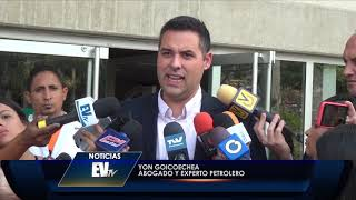 Proponen cambio del sistema eléctrico a través de la crisis - Noticias EVTV - 05/23/2019