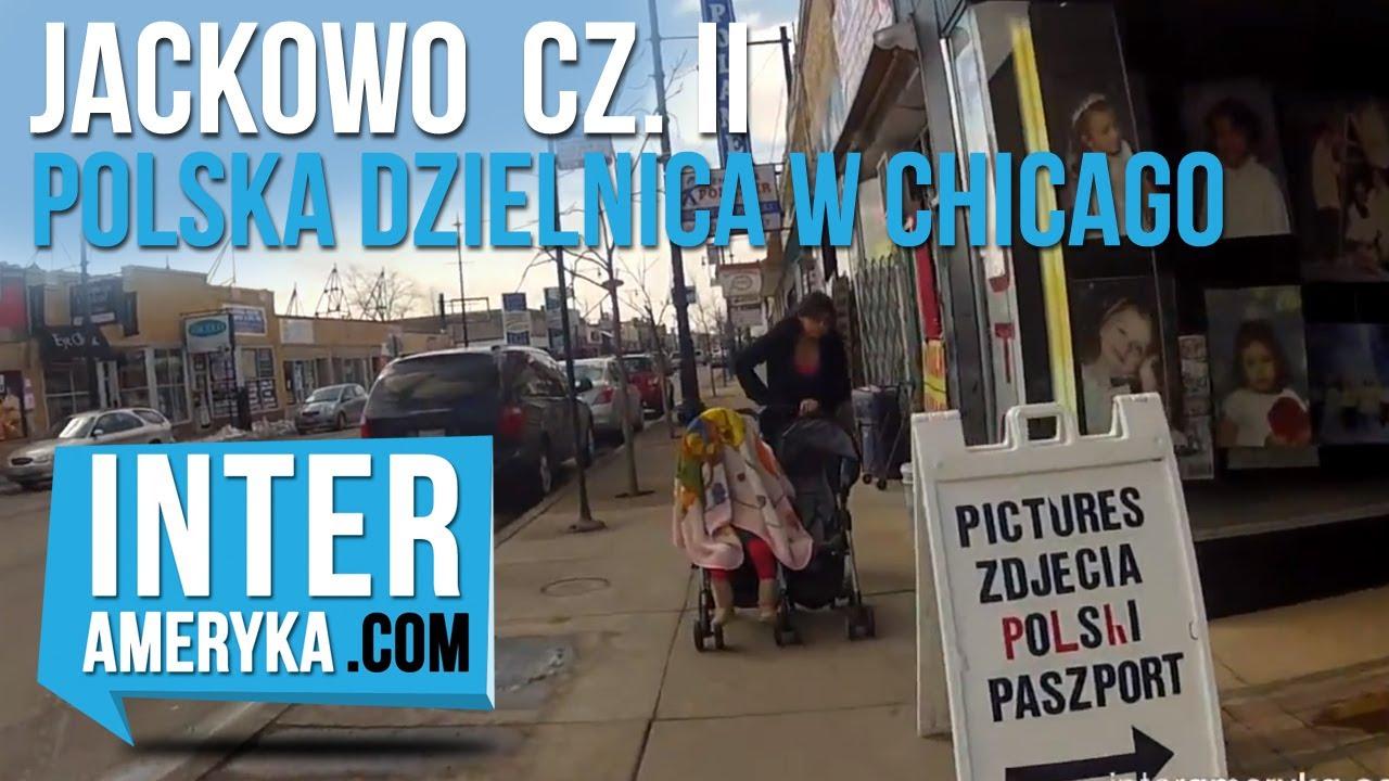 Jackowo, polska dzielnica w Chicago - zobacz jak dziś mieszkają Polacy w USA
