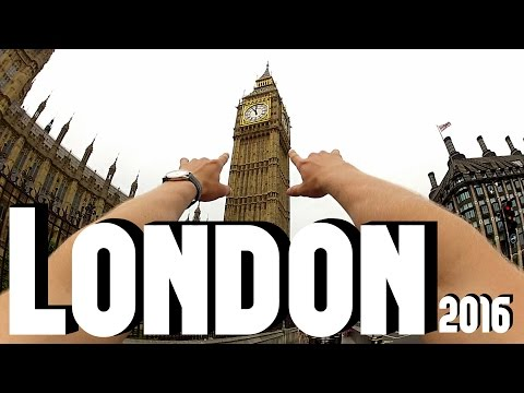 Backpacking to improve my English | London 2016 || DedicatedTraveler