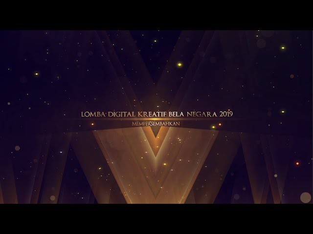 DAFTAR NOMINASI VIDEO FAVORIT - LOMBA DIGITAL KREATIF BELA NEGARA 2019