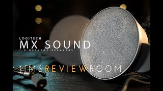 Logitech MX Sound Speakers! – REVIEW