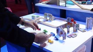 Toy Fair 2014 ~ Thomas & Friends Wooden Railway Mix And Match Train Set Preview