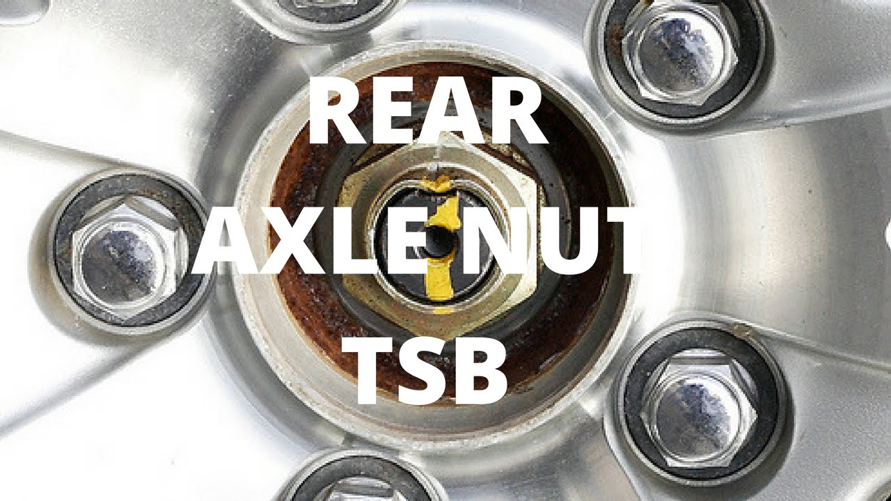 Comfortable Ibanez Wiring Thick Three Way Switch Guitar Clean Ibanez Srx3exqm1 Alarm Wiring Youthful Hss Guitar Wiring Bright5 Way Lever Switch Rear Axle Nut TSB | Honda S2000   YouTube