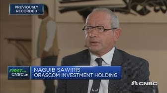 Egyptian billionaire: The world's political situation has 'never been worse' | Capital Connection