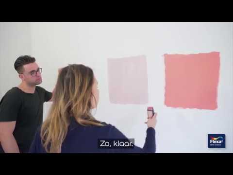 Flexa | woonkamer veranderen inspiratievideo pre-roll - YouTube