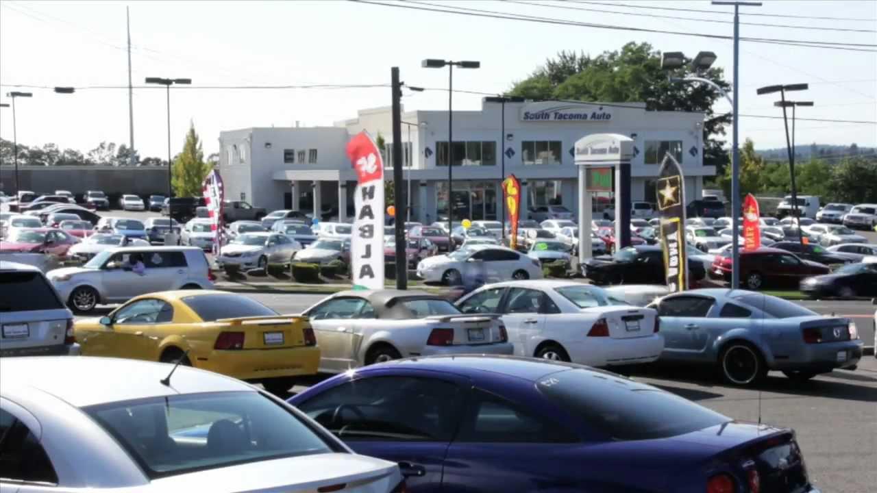 South Tacoma Auto >> Welcome To South Tacoma Auto