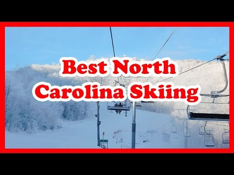 5 Best North Carolina Skiing | USA Ski Guide