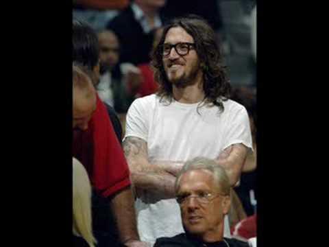 John Frusciante Second Walk