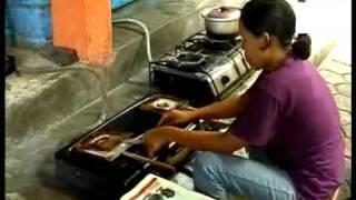 Cooking | Produksi kue semprong.mp4