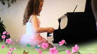 Белоногова Дарья. Академический концерт в музыкальной школе на фортепиано и открытый урок танцев .