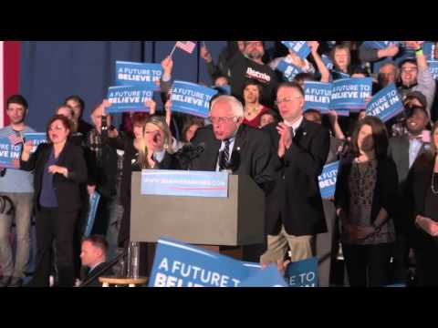 Thank You New Hampshire! | Bernie Sanders