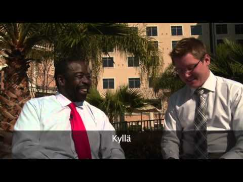 Les Brown interview (part 1 / 5)