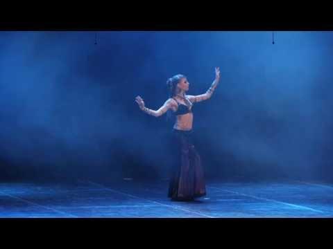 Ксения Загвозкина, TRIBAL BEAT Dance Company, г. Екатеринбург | TRIBAL BEAT FEST 2016