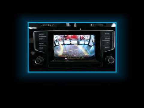 Навигационная система-видеоинтерфейс для Volkswagen, Audi, Skoda, Seat