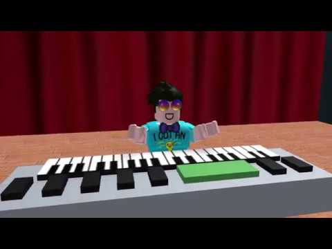Thumbnail: Roblox Obby Song!
