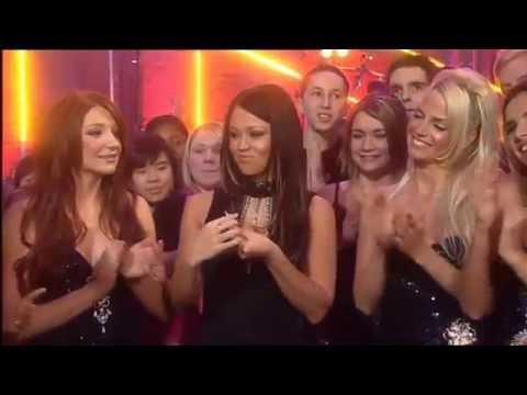 Girls Aloud on CD UK 2005