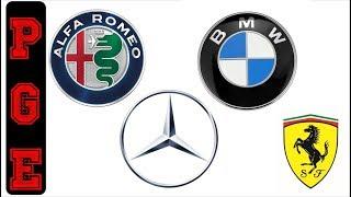 El significado de 10 logos de autos