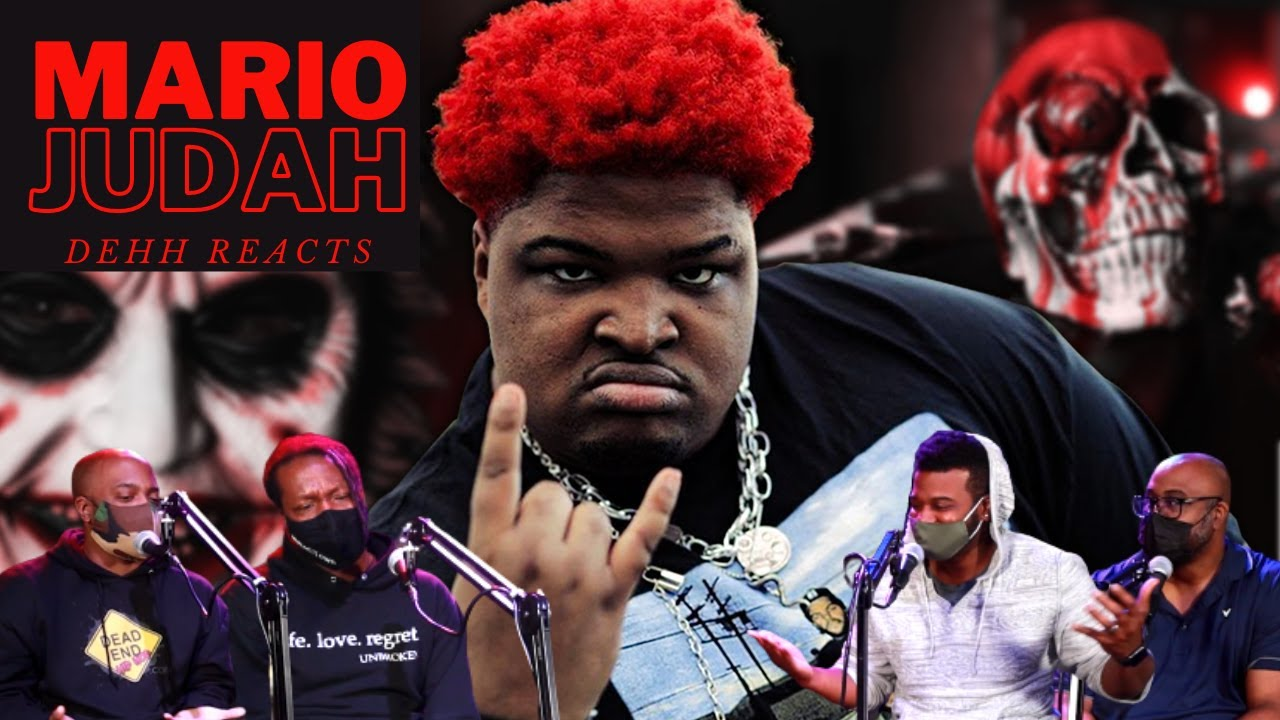 Dead End Hip Hop Reacts to Mario Judah