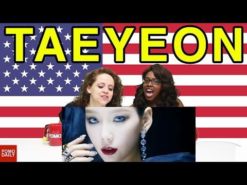 "Taeyeon ""I Got Love"" • Fomo Daily Reacts"