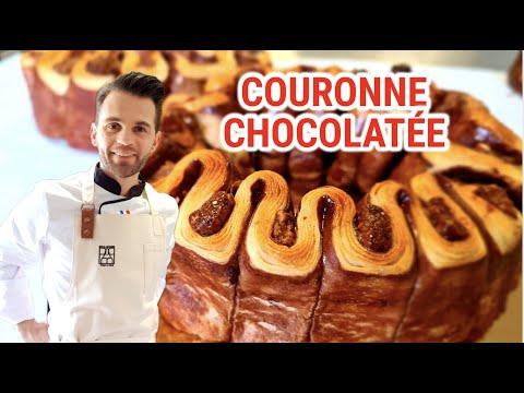 👑-couronne-chocolatée-👑
