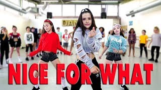 Drake Ft. Big Freedia | Nice for what | Street Dance | Choreography Sabrina Lonis | KIDS