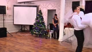 Свадебное видео первого танца в Волгограде