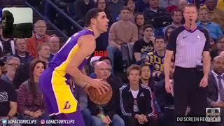Lonzo Ball(Big Baller Brand) Reaction Video