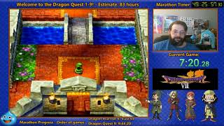 DQ 1-9:  Current Game - Dragon Warrior 7 - (Game 7 - Part 1)
