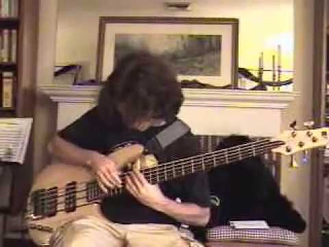 Mozart a la Bass Guitar
