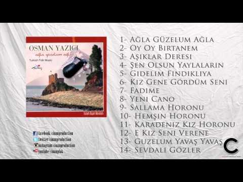 Osman Yazıcı - Karadeniz Kız Horonu (Official Lyrics) (Tulum)