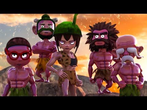 Oko Lele - Episode 37: Eye of tiger - CGI animated short