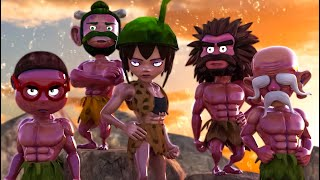 Download Oko Lele - Episode 37: Eye of tiger - CGI animated short