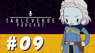 "Ep. 09: ""Multiple Birds with Multiple Stones""  -  Tableverse  -  a #Starfinder actual play #podcast"
