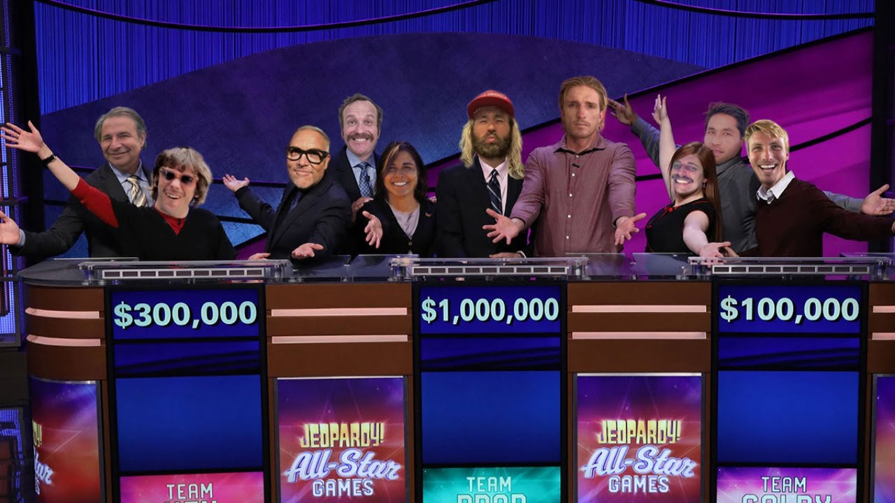 """Nerd Out With Us For the Season 2 Finale of """"Surf Jeopardy!"""""""