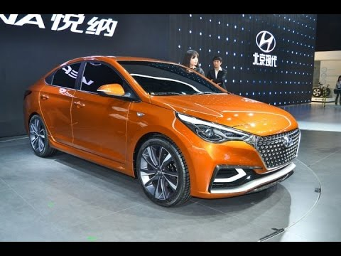 All New Hyundai Verna 2017 Model Interior And Exterior With Full Specification