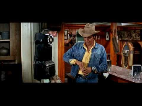 """Elvis Presley - Scene from """"Stay Away, Joe"""" (MGM 1968)"""