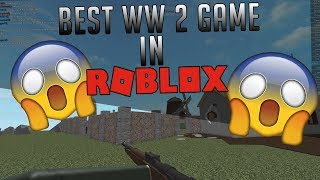 BEST WW2 GAME IN ROBLOX! - Ostftont