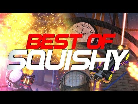 BEST OF SQUISHY MUFFINZ (BEST GOALS, INCREDIBLE MECHANICAL SKILL & CONTROL, RESETS, CEILING SHOTS !)
