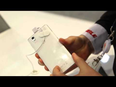 Обзор телефона Huawei Ascend P2