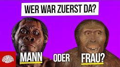 War der erste Mensch ein Mann oder eine Frau?